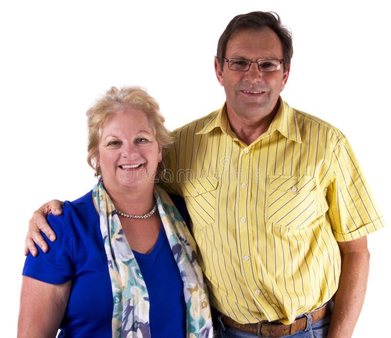 Πορτρέτο ζεύγους στοκ φωτογραφίες με δικαίωμα ελεύθερης χρήσης