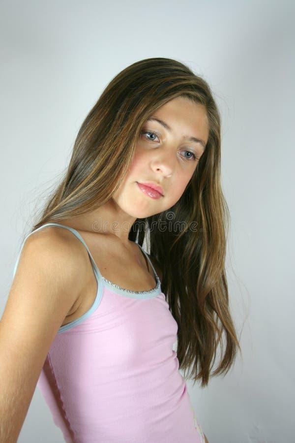 πορτρέτο κοριτσιών στοχα&s στοκ φωτογραφίες με δικαίωμα ελεύθερης χρήσης
