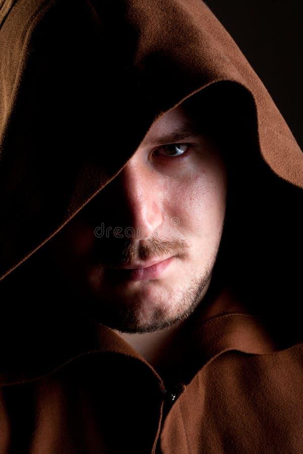 πορτρέτο μοναχών στοκ φωτογραφία με δικαίωμα ελεύθερης χρήσης