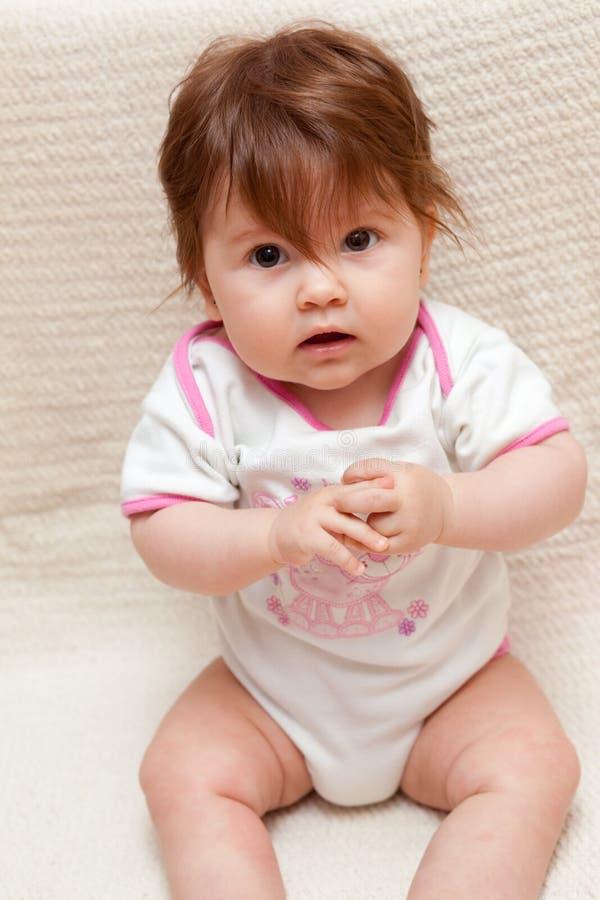 πορτρέτο μωρών στοκ εικόνες