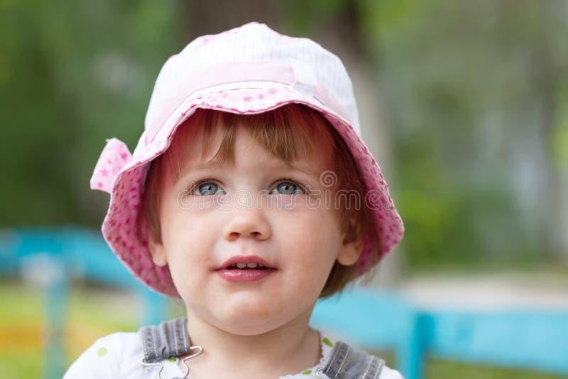πορτρέτο παιδιών διετές στοκ εικόνες
