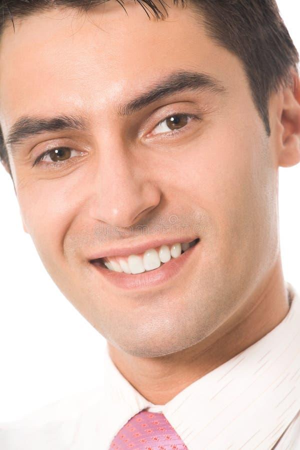 Πορτρέτο του επιχειρηματία, που απομονώνεται στοκ φωτογραφία με δικαίωμα ελεύθερης χρήσης