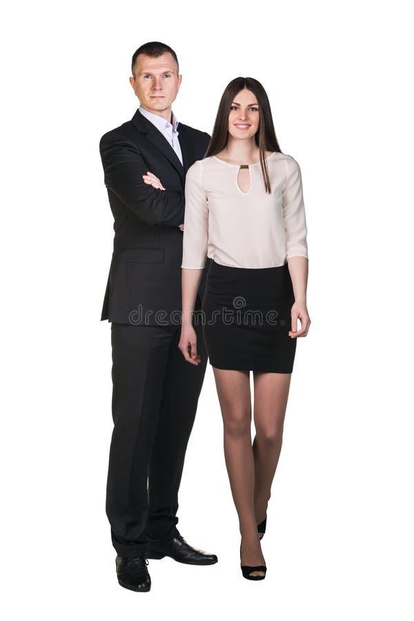 Πορτρέτο του ευτυχούς ώριμου ζεύγους στοκ φωτογραφίες