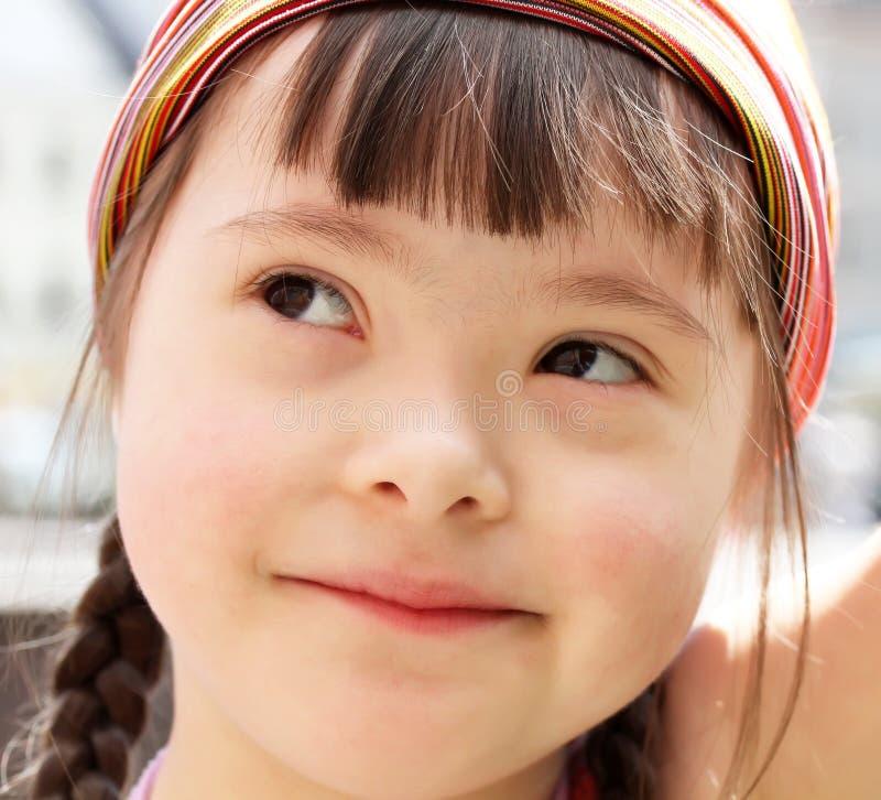 Πορτρέτο του κοριτσιού στοκ φωτογραφίες