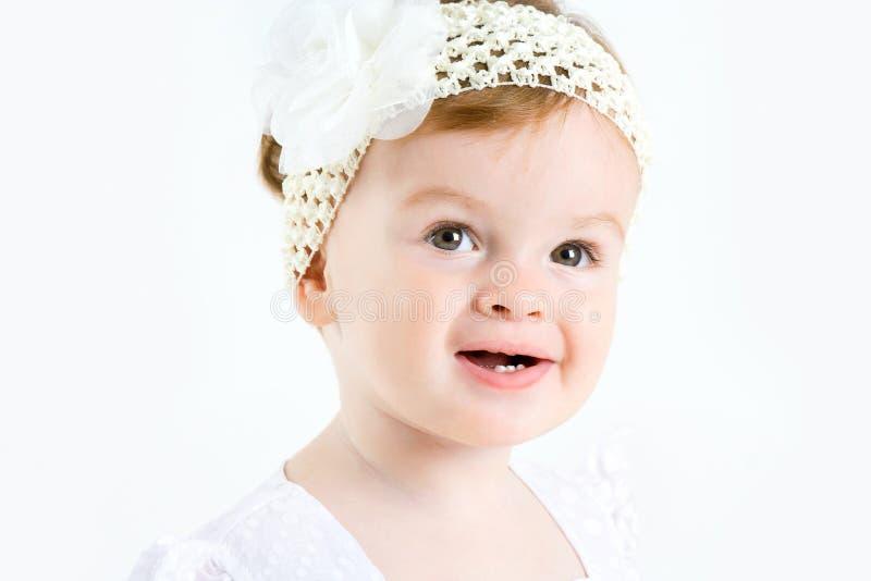 Πορτρέτο του λατρευτού μωρού στοκ εικόνες με δικαίωμα ελεύθερης χρήσης