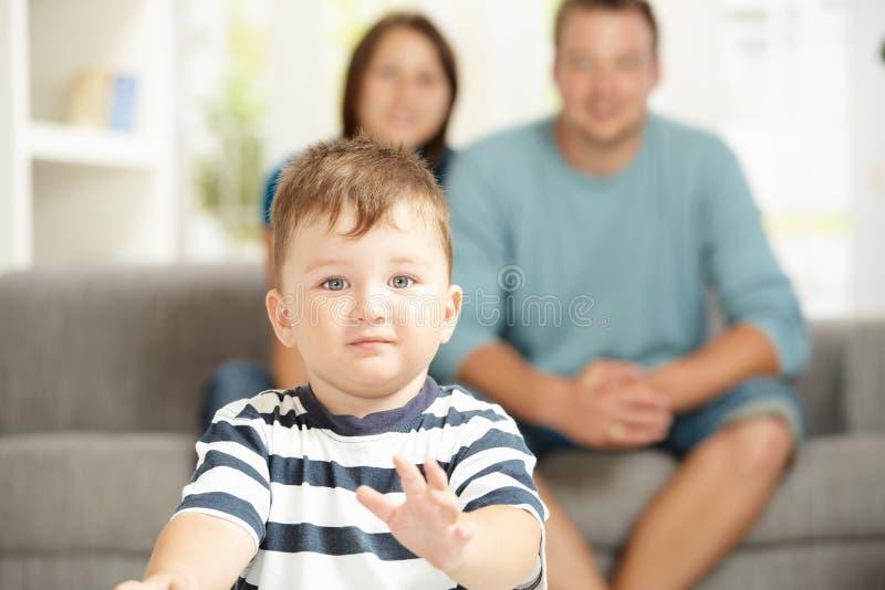 Πορτρέτο του μικρού παιδιού στοκ εικόνα