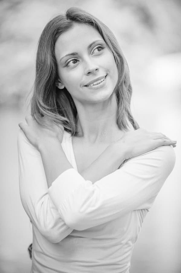 Πορτρέτο του redhead brunette στοκ φωτογραφία με δικαίωμα ελεύθερης χρήσης