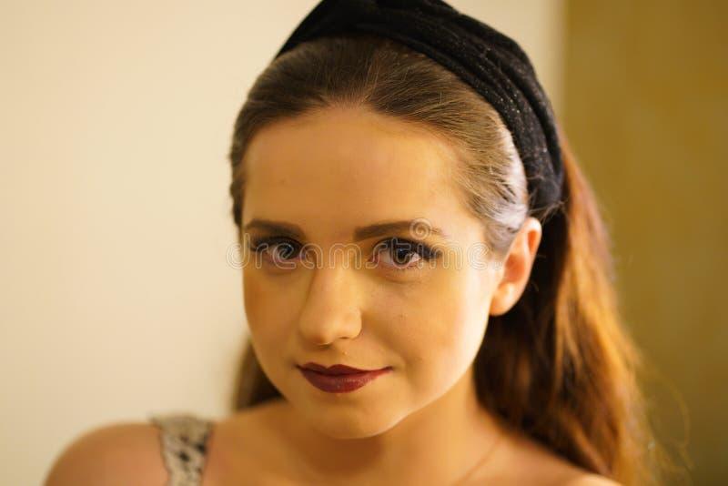 Πορτρέτο των νέων γυναικών στοκ φωτογραφία με δικαίωμα ελεύθερης χρήσης