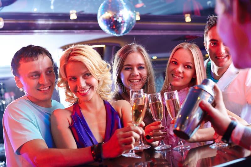 Πορτρέτο των φίλων στοκ φωτογραφία με δικαίωμα ελεύθερης χρήσης