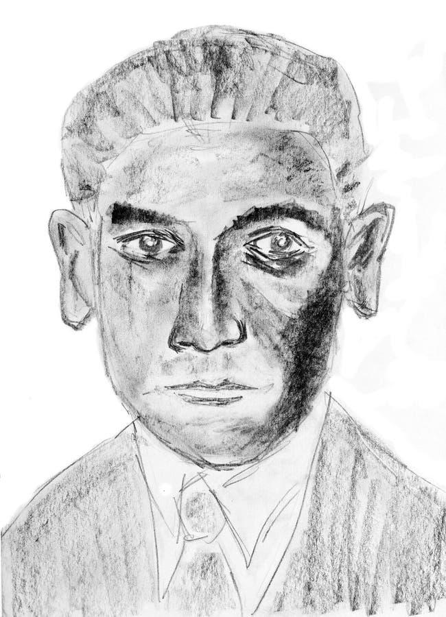 πορτρέτο ελεύθερη απεικόνιση δικαιώματος