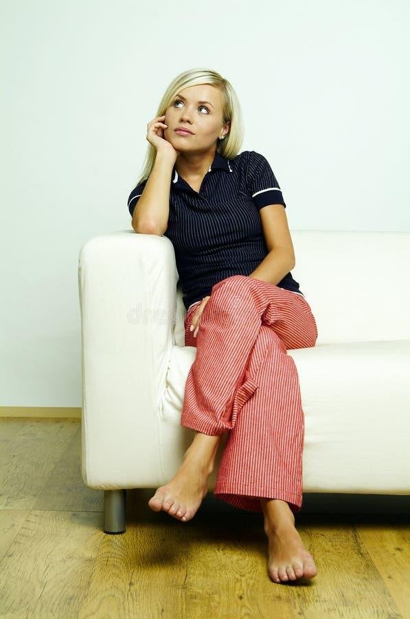 πορτρέτο womans στοκ φωτογραφία με δικαίωμα ελεύθερης χρήσης