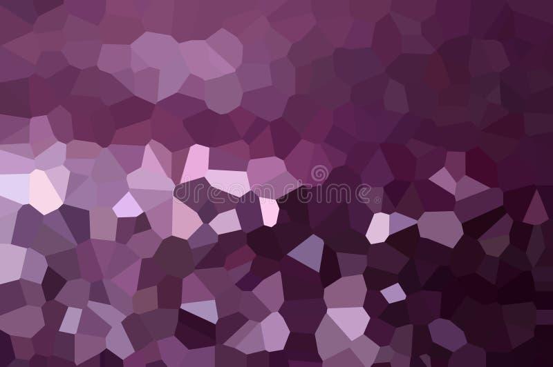 Πορφυρή κρυσταλλωμένη αφηρημένη ανασκόπηση στοκ εικόνες με δικαίωμα ελεύθερης χρήσης