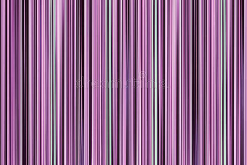 Πορφυρή πασχαλιά που αντιπαραβάλλει τις πράσινες ραβδωτές λεπτές γραμμές λωρίδων που επαναλαμβάνουν το κάθετο φωτεινό υπόβαθρο κα απεικόνιση αποθεμάτων
