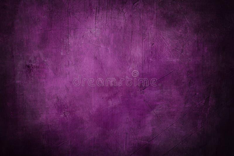Πορφυρή υπόβαθρο ή σύσταση Grunge στοκ φωτογραφία με δικαίωμα ελεύθερης χρήσης