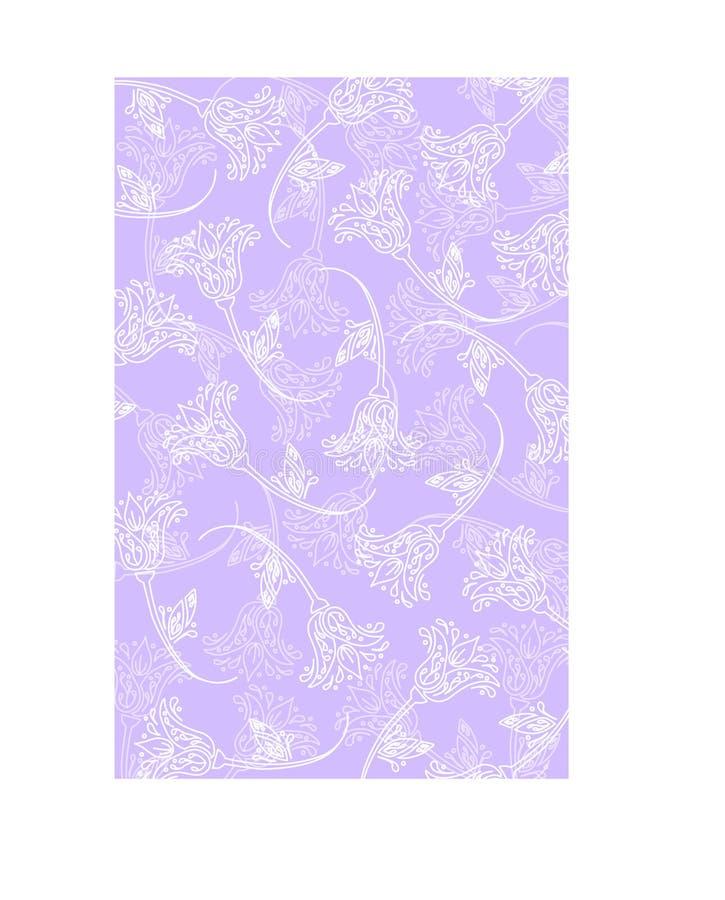 Download πορφύρα λουλουδιών ανα&sig απεικόνιση αποθεμάτων. εικονογραφία από ανασκόπησης - 378468