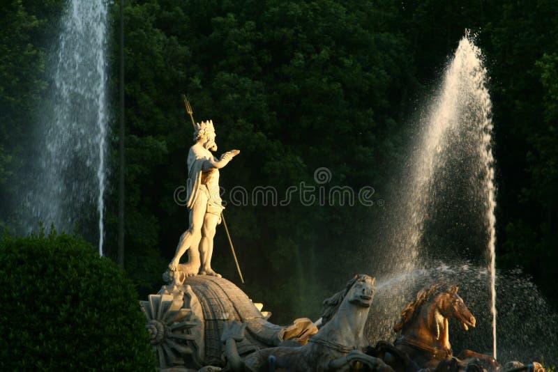 Ποσειδώνας στοκ φωτογραφία