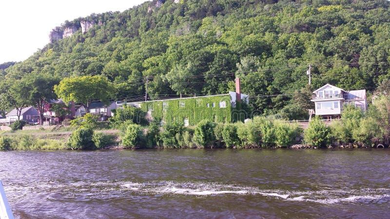 ποτάμι Μισισιπή στοκ εικόνα με δικαίωμα ελεύθερης χρήσης