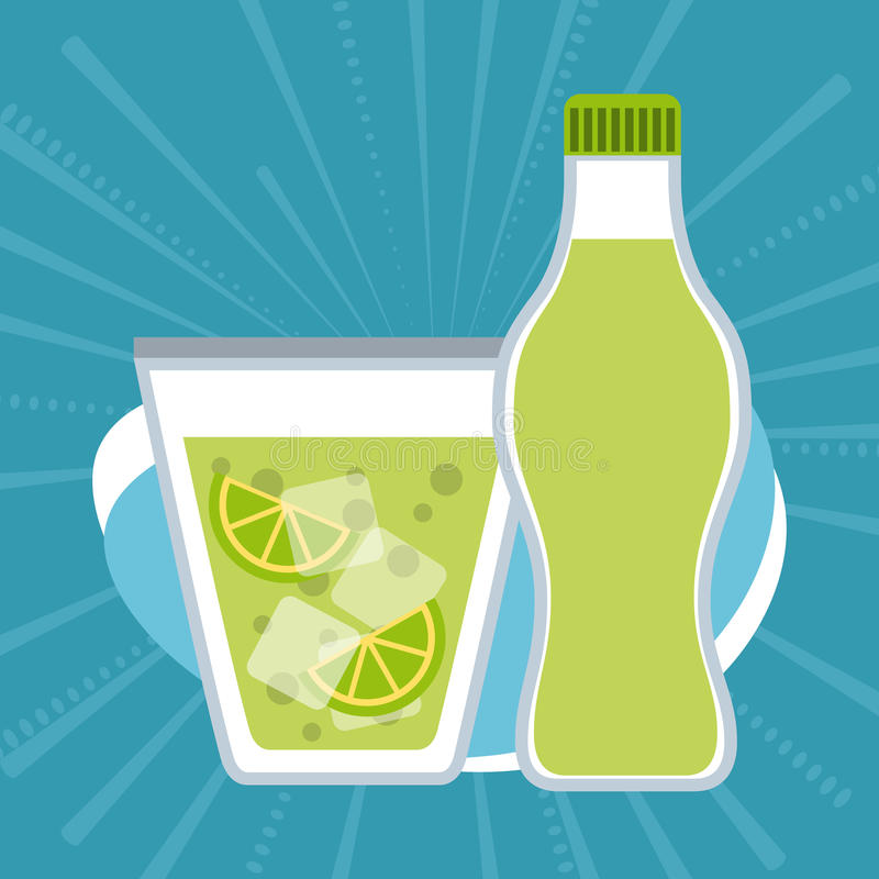 Download Ποτά με το σχέδιο γυαλιών της Διανυσματική απεικόνιση - εικονογραφία από απεικόνιση, ποτό: 62705427