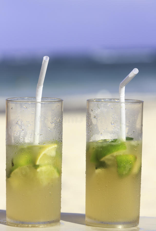 Ποτά στοκ εικόνα
