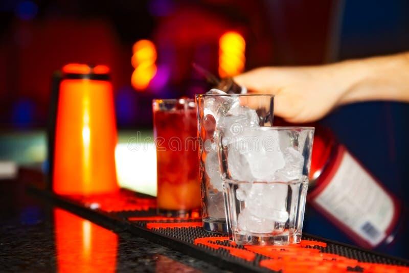 Ποτά στοκ φωτογραφία με δικαίωμα ελεύθερης χρήσης