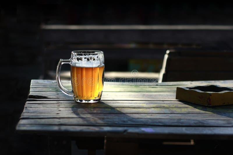Ποτήρι της μπύρας στοκ εικόνες