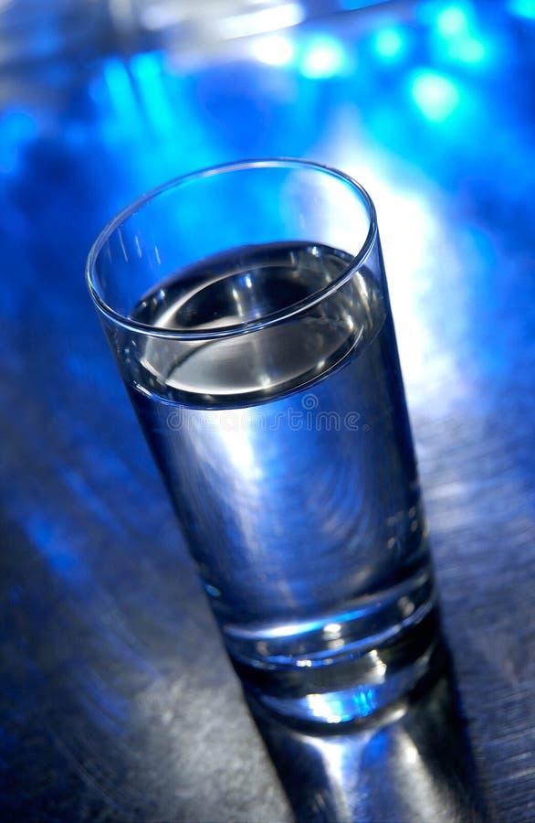 Ποτήρι του ύδατος στοκ εικόνες
