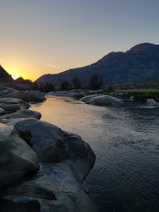3 ποταμοί στοκ φωτογραφίες