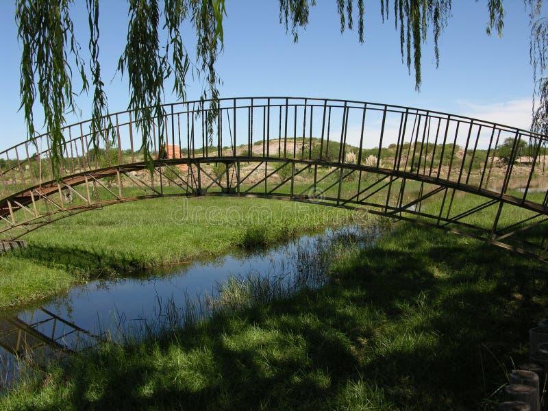 ποταμός γεφυρών στοκ φωτογραφίες με δικαίωμα ελεύθερης χρήσης