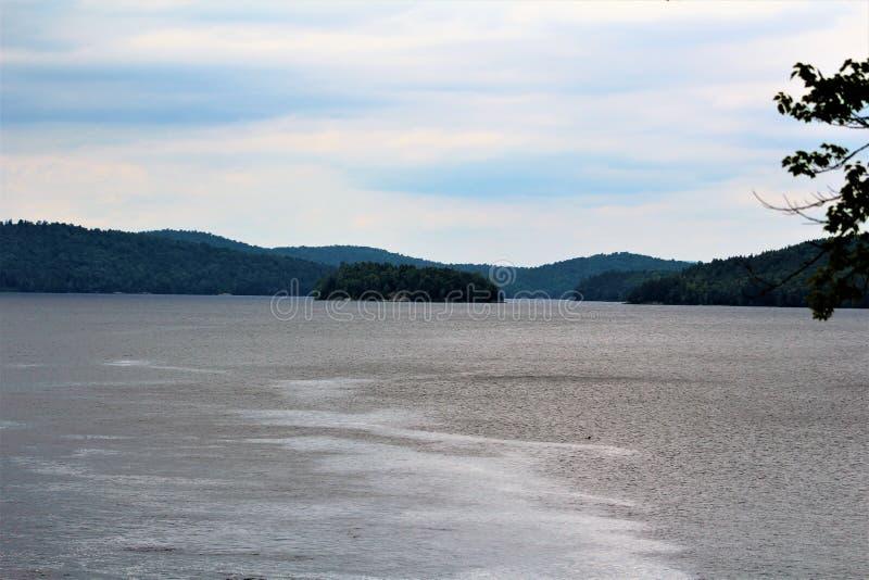 Ποταμός ελών στοκ εικόνα με δικαίωμα ελεύθερης χρήσης