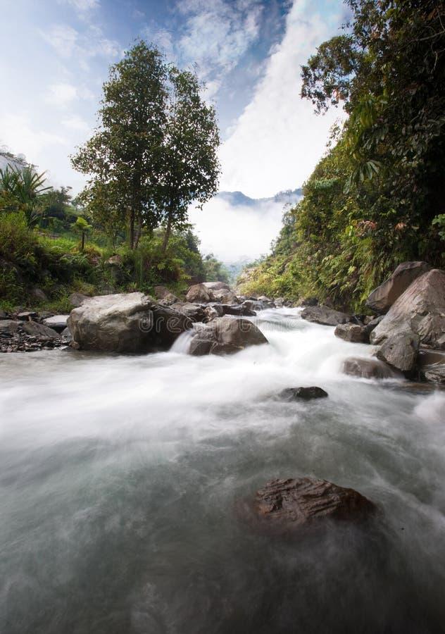 ποταμός ροής στοκ φωτογραφίες