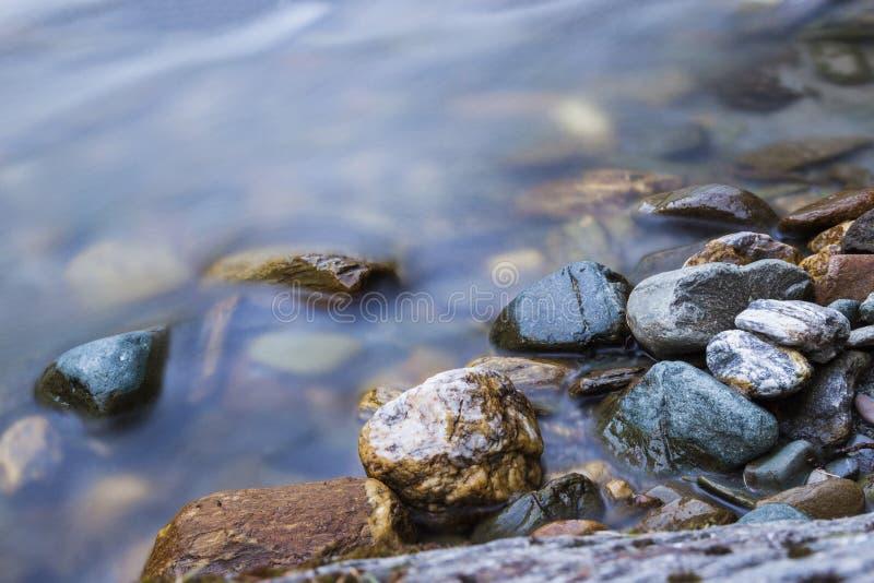 Ποταμός σκηνικού στοκ φωτογραφία