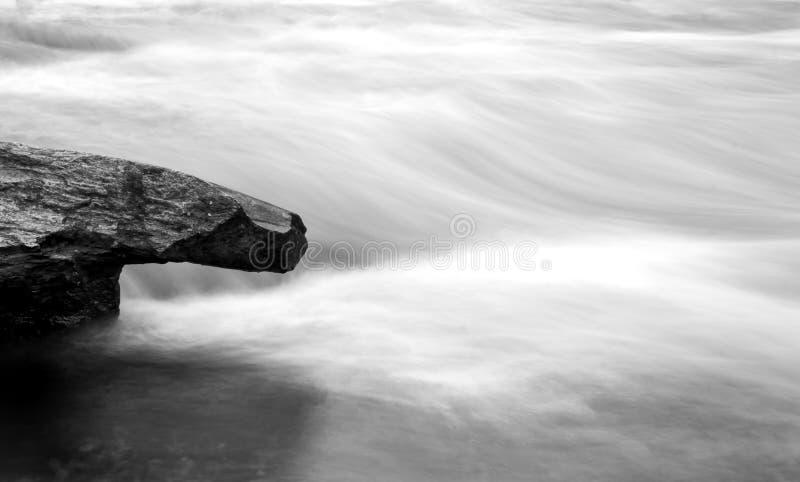 Ποταμός στην κίνηση στοκ φωτογραφία με δικαίωμα ελεύθερης χρήσης