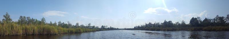 Ποταμός στη νότια Καρολίνα στοκ φωτογραφία με δικαίωμα ελεύθερης χρήσης