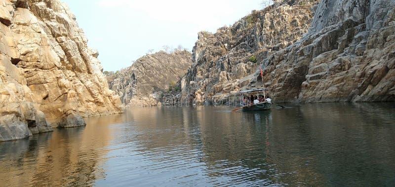 Ποταμός της Ινδίας στοκ φωτογραφία
