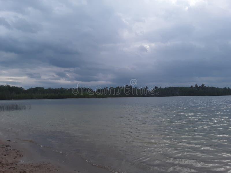 Ποταμός τουφεκιών στοκ εικόνες
