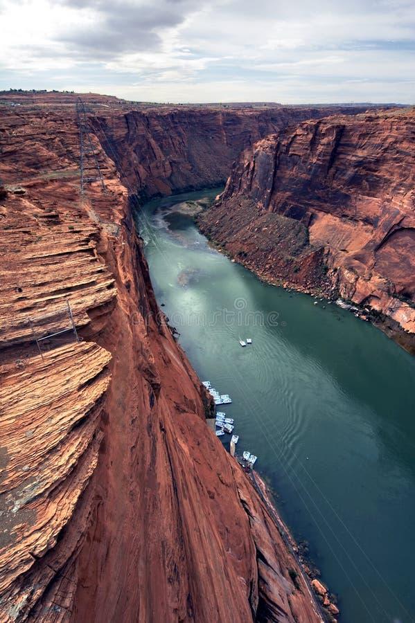 Download ποταμός του Κολοράντο στοκ εικόνα. εικόνα από βακκινίων - 1547211