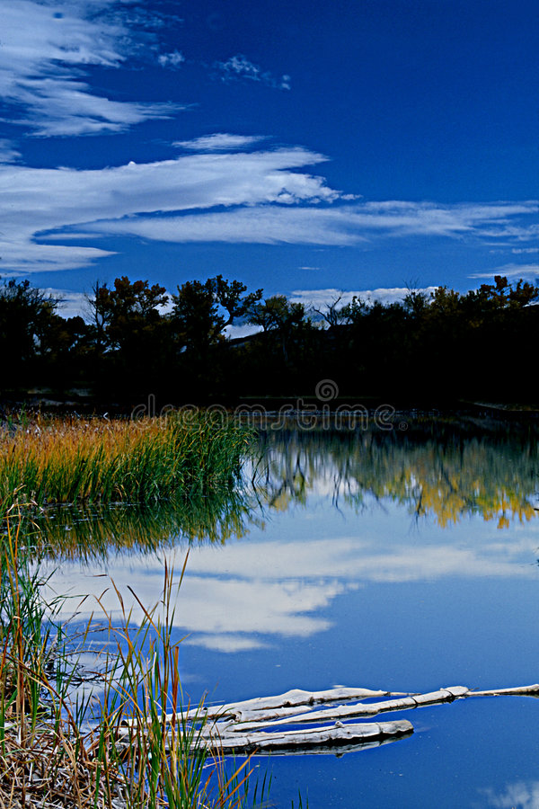 ποταμός του Κολοράντο στοκ φωτογραφία με δικαίωμα ελεύθερης χρήσης