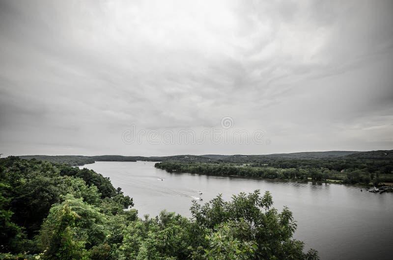 Ποταμός του Κοννέκτικατ στοκ εικόνες με δικαίωμα ελεύθερης χρήσης