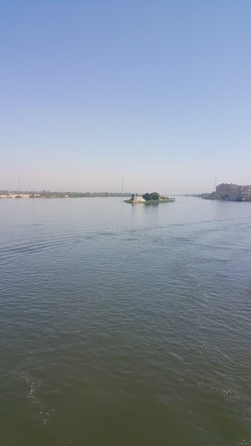 ποταμός του Νείλου στοκ εικόνες