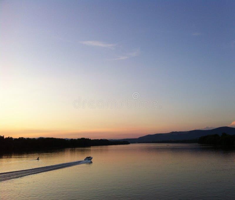 Ποταμός του Ρήνου στοκ φωτογραφίες