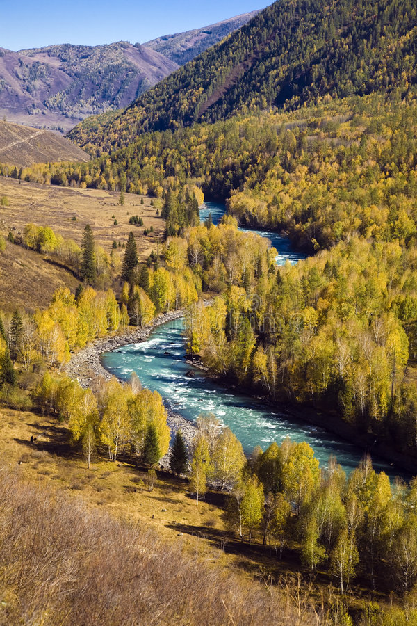 ποταμός φεγγαριών στοκ εικόνες με δικαίωμα ελεύθερης χρήσης