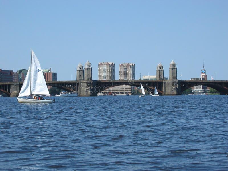ποταμός 06 Βοστώνη Charles στοκ φωτογραφίες με δικαίωμα ελεύθερης χρήσης
