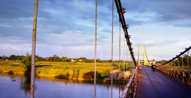 Ποταμός Cau τραγουδιού στοκ εικόνα με δικαίωμα ελεύθερης χρήσης