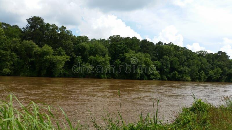 Ποταμός Chattahoochee στοκ εικόνες με δικαίωμα ελεύθερης χρήσης