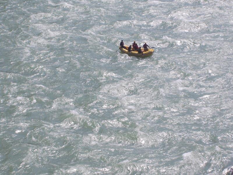 Ποταμός Ganga στοκ εικόνες με δικαίωμα ελεύθερης χρήσης