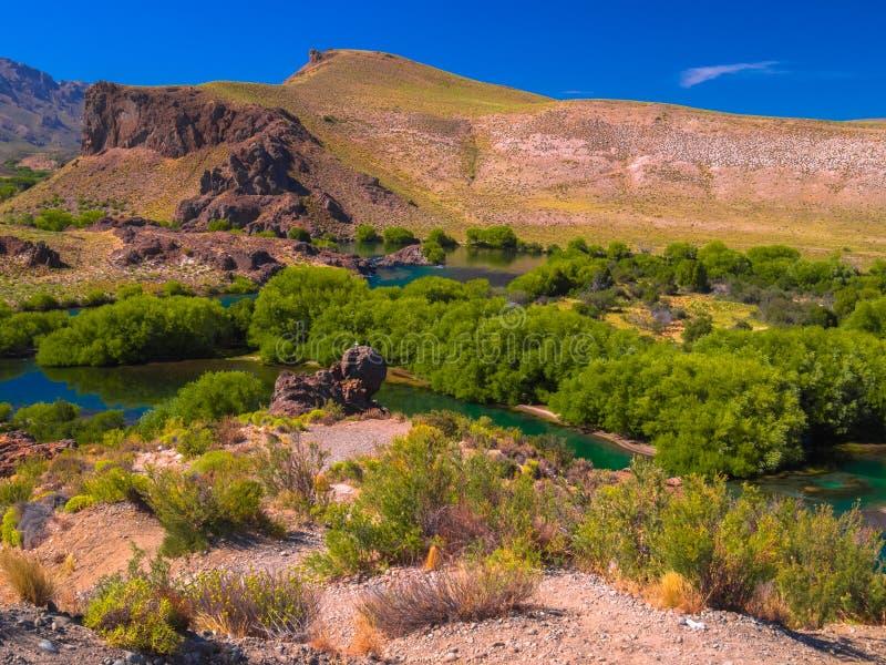Ποταμός Limay στοκ εικόνα