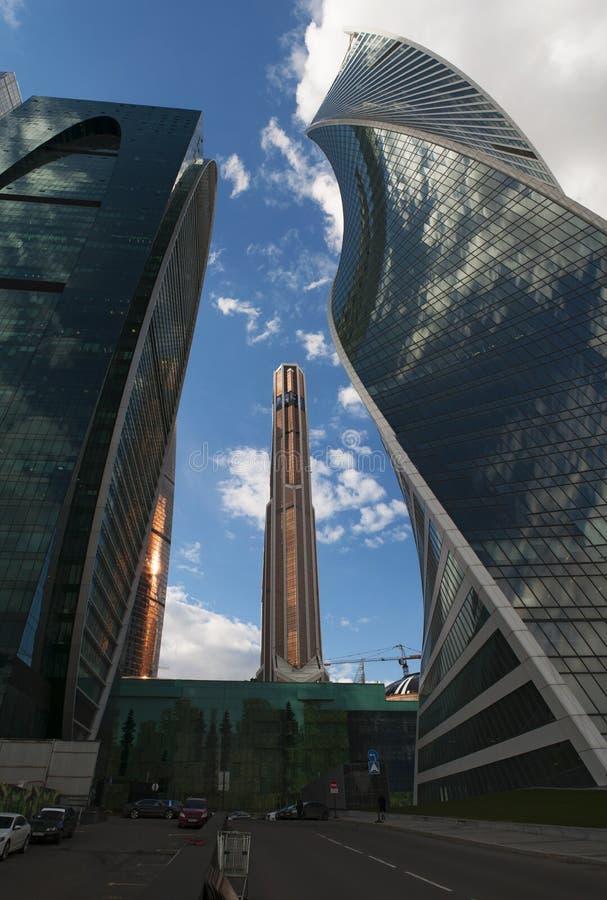 Ποταμός Moskva, Μόσχα, ρωσική ομοσπονδιακή πόλη, Ρωσική Ομοσπονδία, Ρωσία στοκ εικόνες