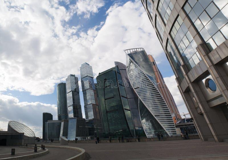 Ποταμός Moskva, περιοχή Presnensky, Μόσχα, ρωσική ομοσπονδιακή πόλη, Ρωσική Ομοσπονδία, Ρωσία στοκ φωτογραφία με δικαίωμα ελεύθερης χρήσης