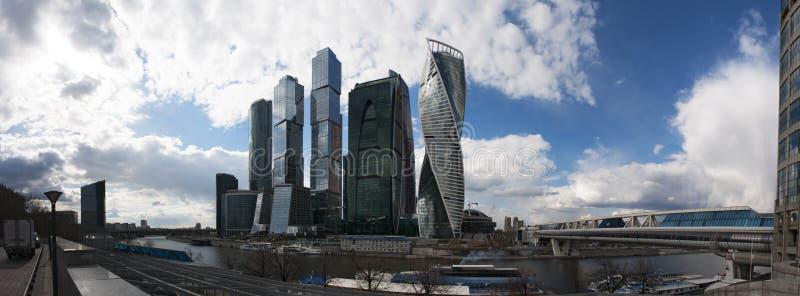 Ποταμός Moskva, περιοχή Presnensky, Μόσχα, ρωσική ομοσπονδιακή πόλη, Ρωσική Ομοσπονδία, Ρωσία στοκ φωτογραφία