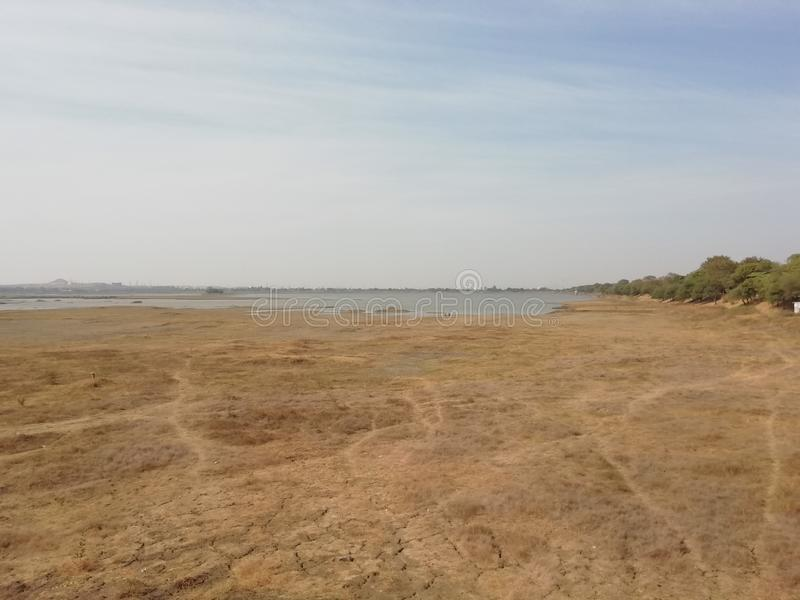 Ποταμός Narmada στοκ φωτογραφίες με δικαίωμα ελεύθερης χρήσης